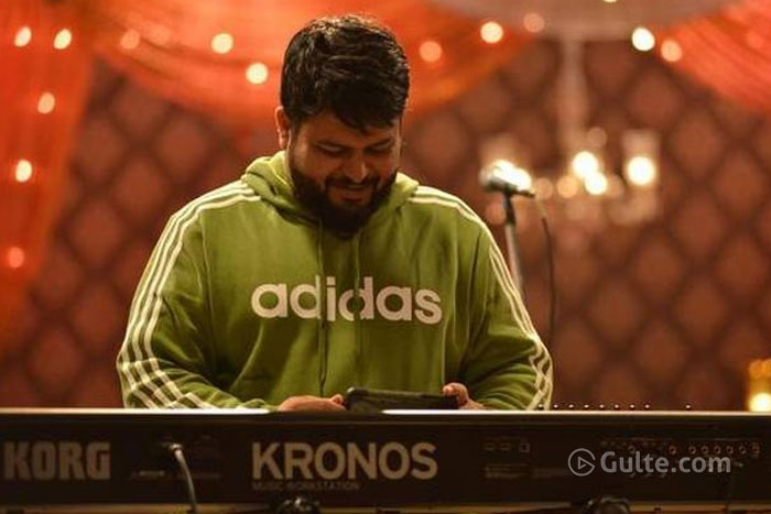 Thaman! Why These Biscuit Songs?