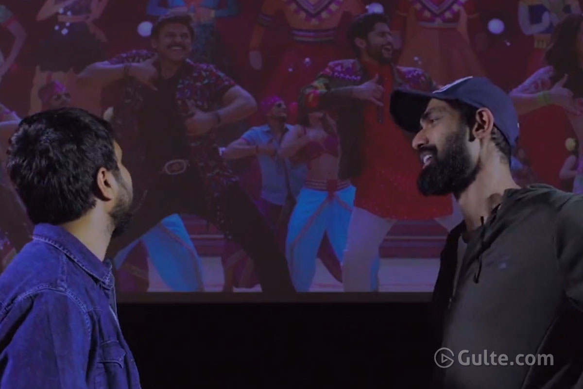 Watch: Frustrated Rana Reveals Venky Mama Release Date