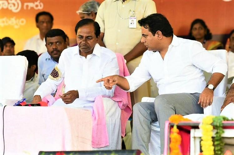 Modi Denies Appointment To KCR, KTR Fires on BJP