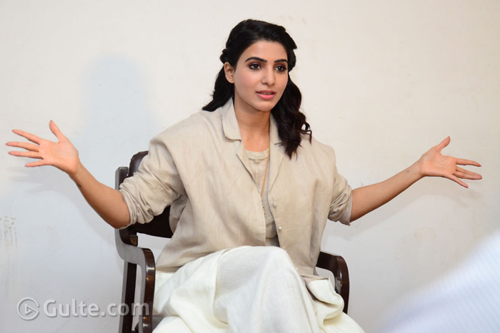 Samantha Explains Her Silence On #Disha Incident
