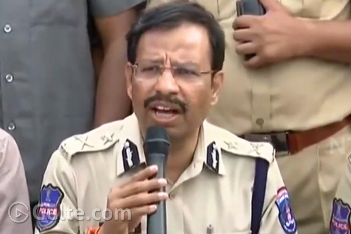 Prime rapist Arif started the attack: CP Sajjanar