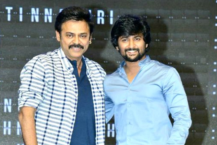 Nani To Join Hands With Venky Mama?
