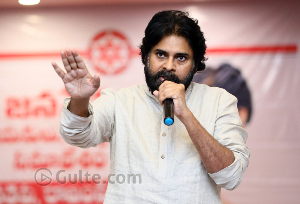 Pink Or Saffron: Pick Up Pawan Kalyan