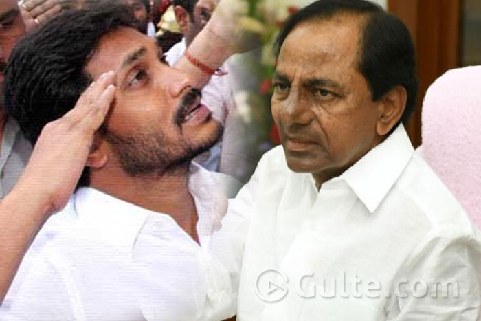 Hats off to KCR: Jagan In AP Assembly