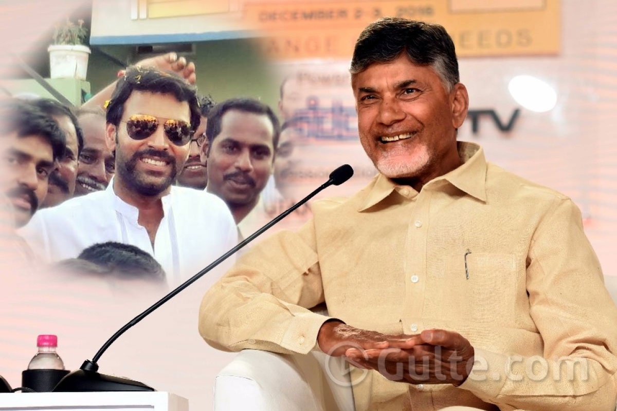 'Chandrababu will become CM in 2022'