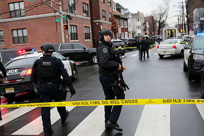 New Jersey Shooting: 6 Killed