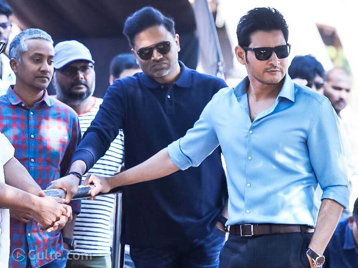 Same Old DSP For Mahesh's New Film?