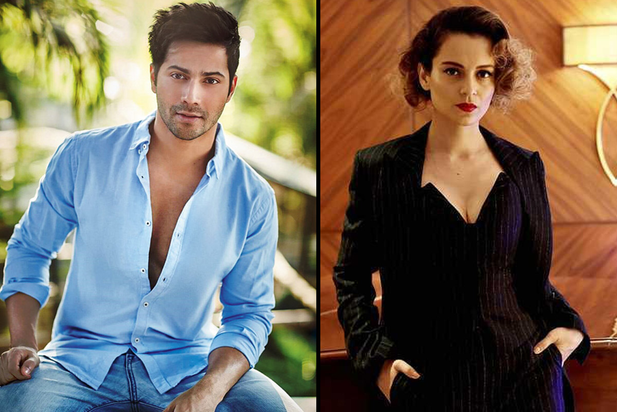 Varun Talks On CAA; Kangana calls B-town Actors As 'Cowards'