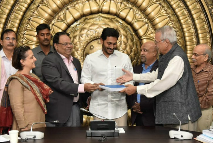 Divide AP into four regions: Capital Committee