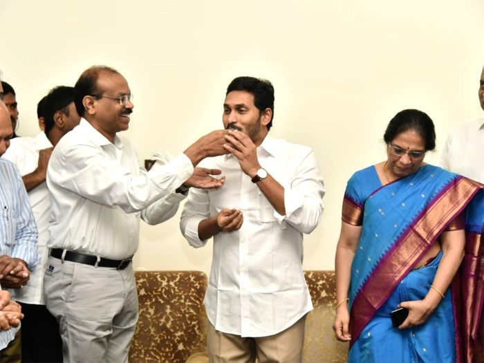 In Pics: CM Jagan's Birthday Celebrations