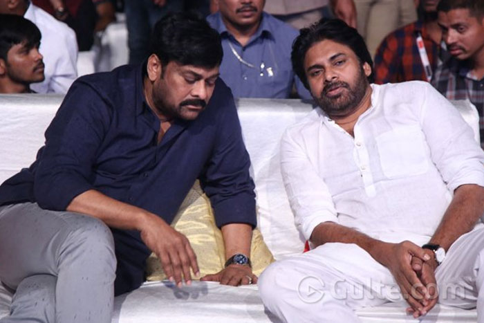All Waiting For Pawan's Reaction on Chiru's Letter