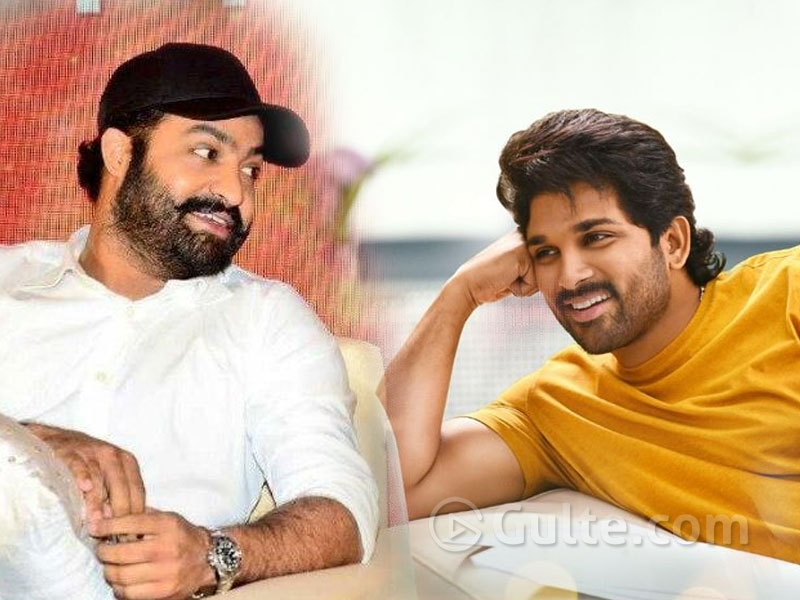 Allu Arjun And Jr NTR's Absence, Here Is The Reason