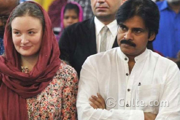 While AP In Chaos, Pawan Kalyan Goes To Russia Vacation