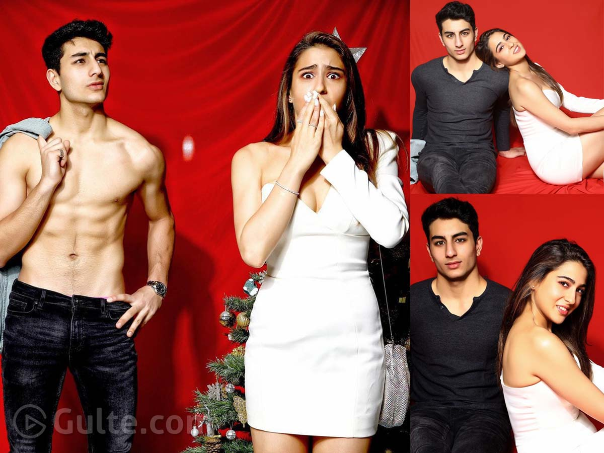 Pic Talk: Hottest Sister And Brother In Town