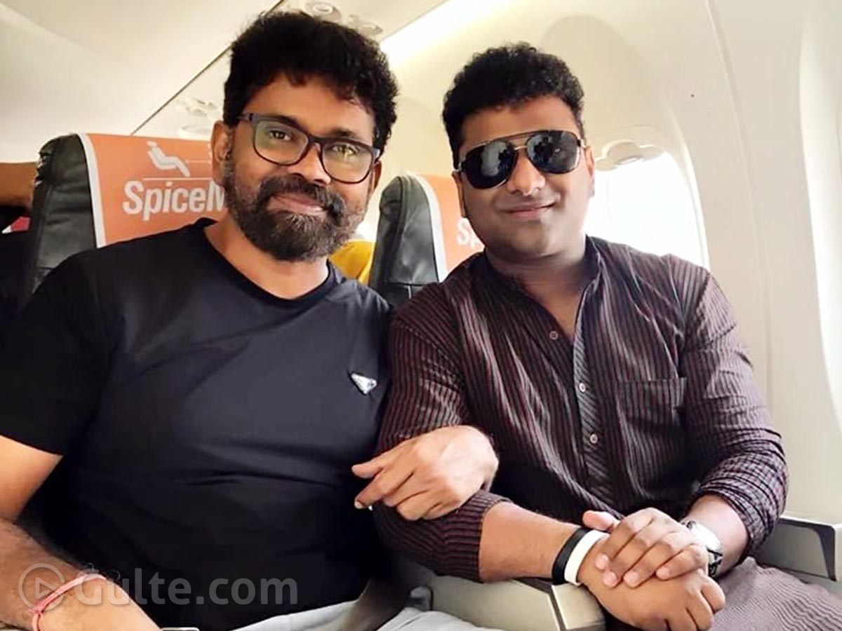 Sukumar's Love For DSP In Discussion