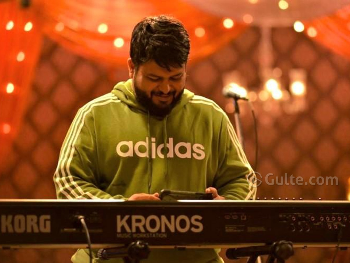 Thaman To Set Up A Studio In Vizag's Bheemli Beach