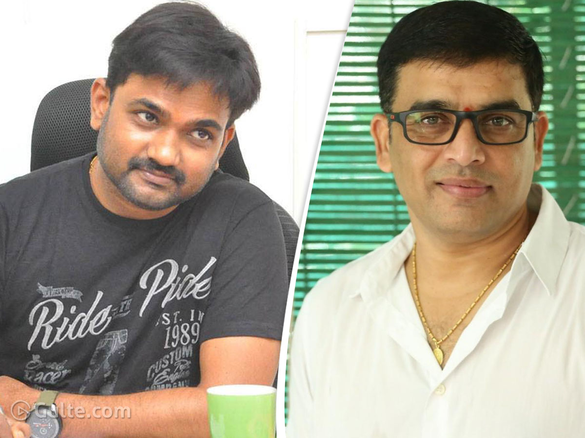 Maruthi to team up with Dil Raju
