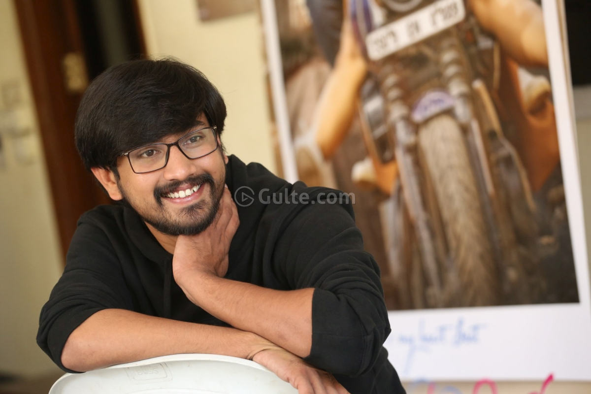 Hero Raj Tarun Latest Photos