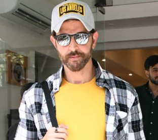 Hrithik Roshan Latest Photos