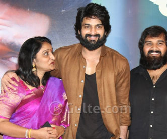 Ashwathama Movie Teaser Launch Photos