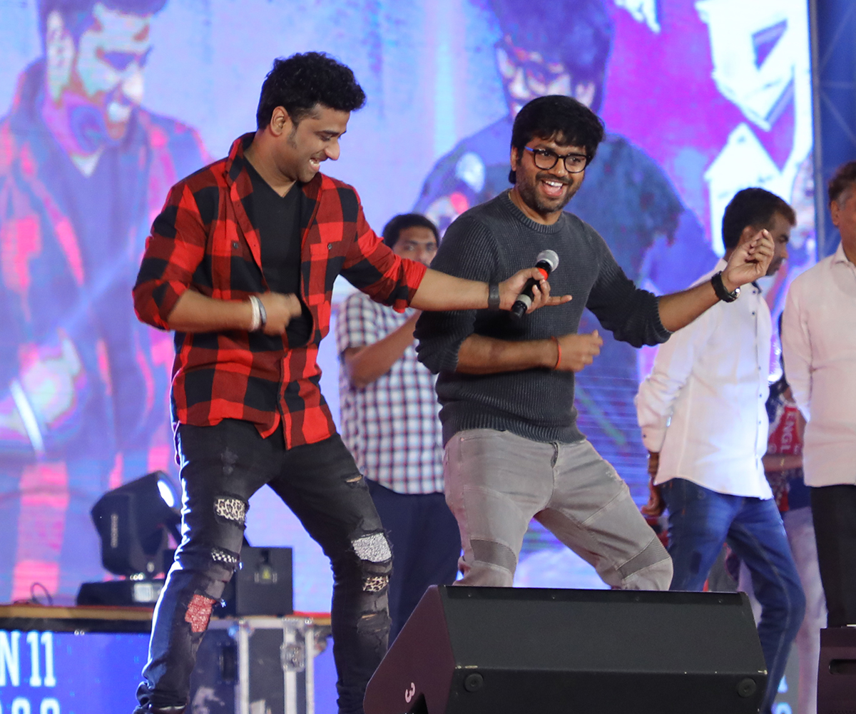 Sarileru Neekevvaru Song Promo Launch Photos