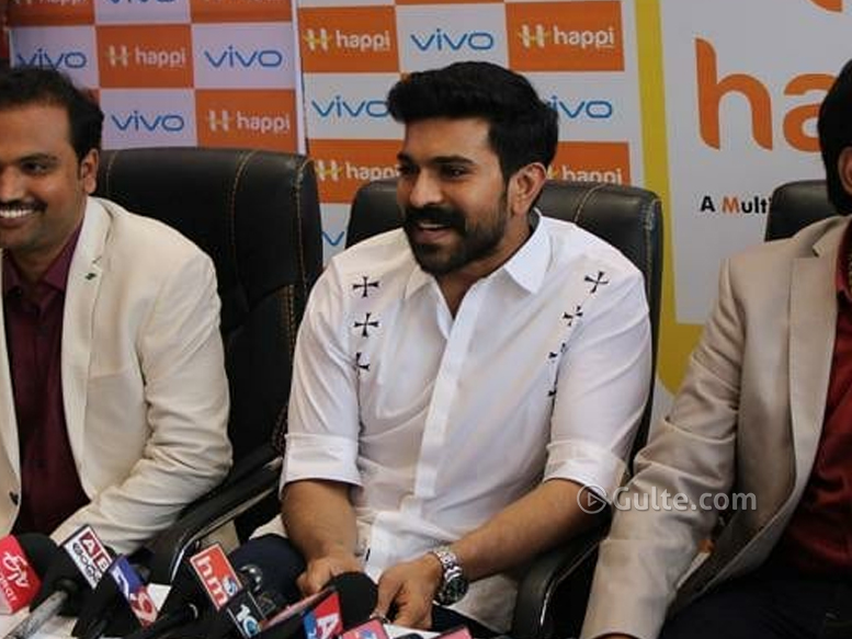 Ram Charan's reaction on MAA controversy