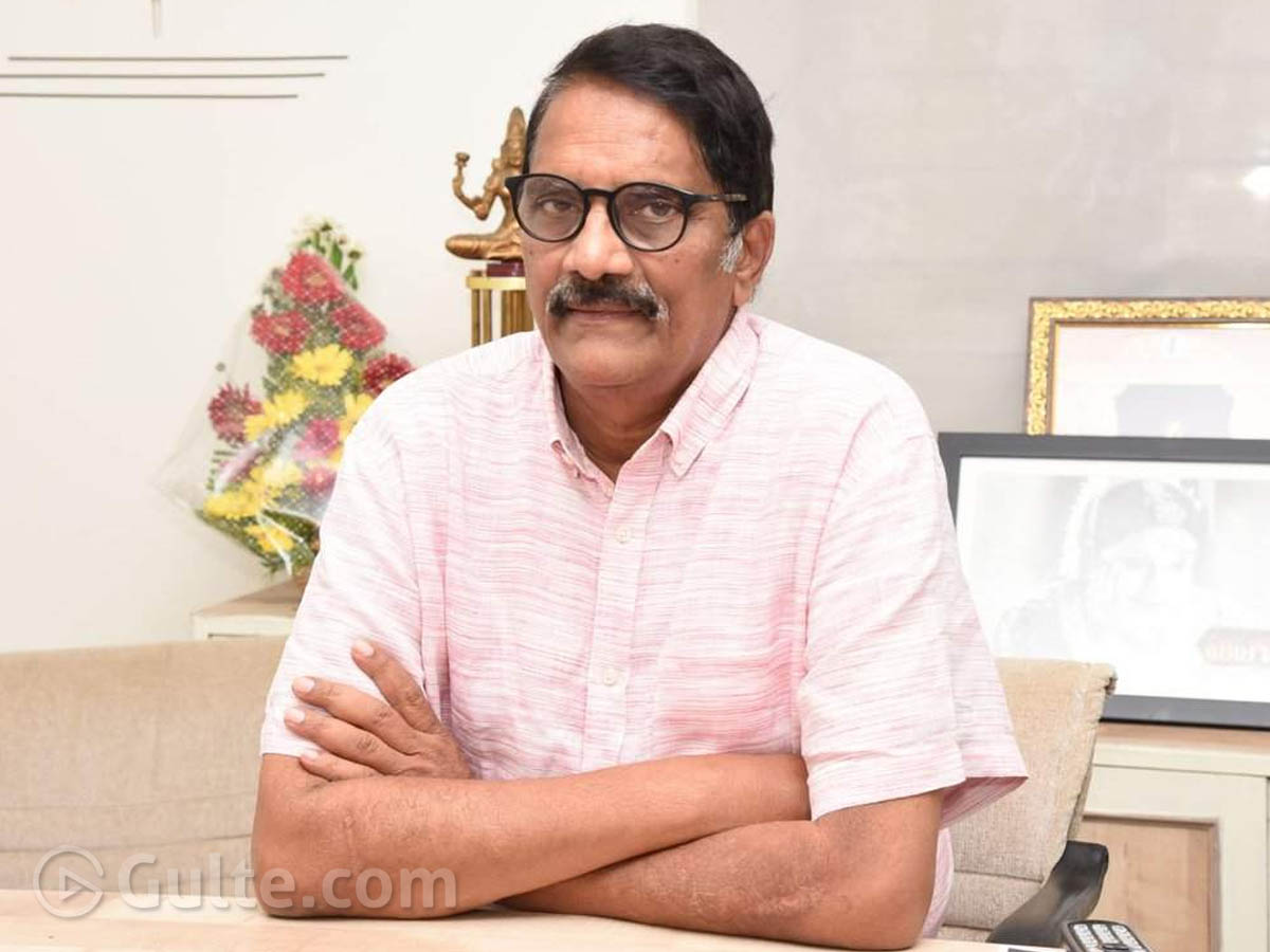 First Tollywood producer to come in support of Amaravati