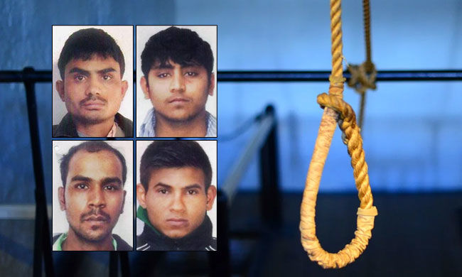 All doors closed for Nirbhaya convicts