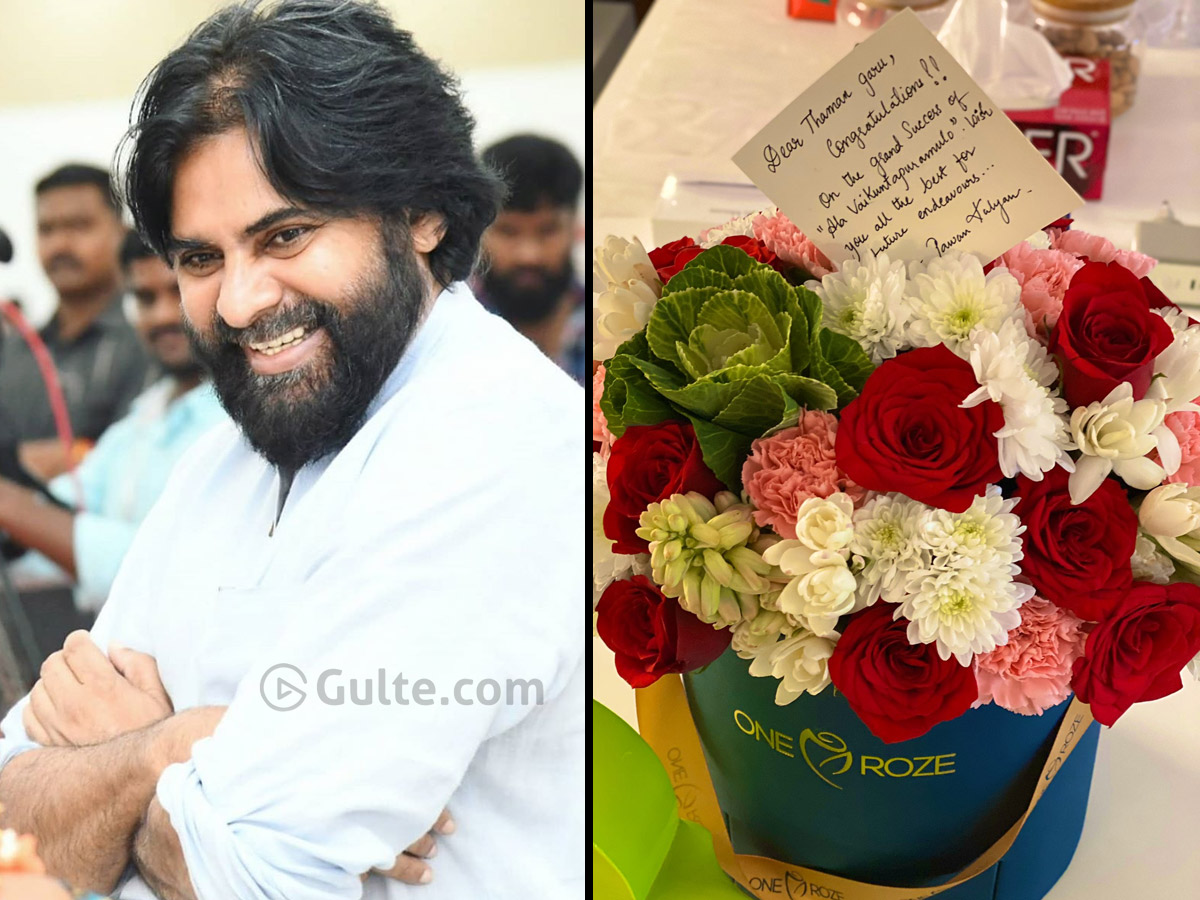 Pawan Kalyan's Wishes Only For Mega Heroes?