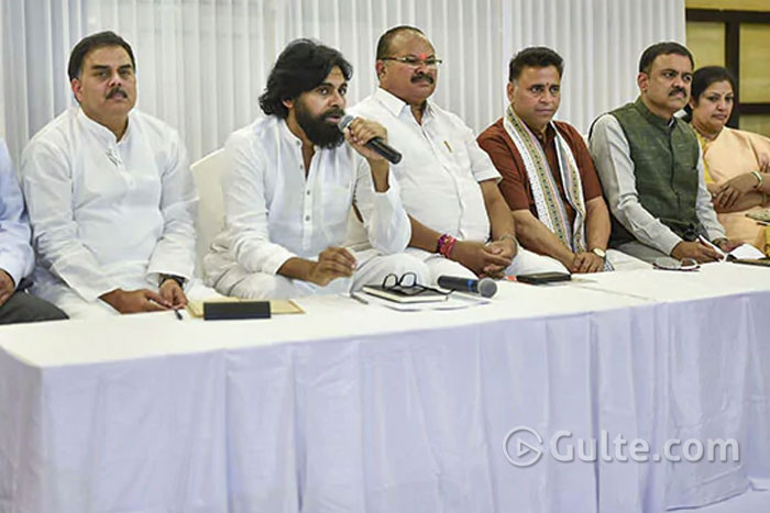 Pawan With BJP: Alliance, Merger Or Failure?