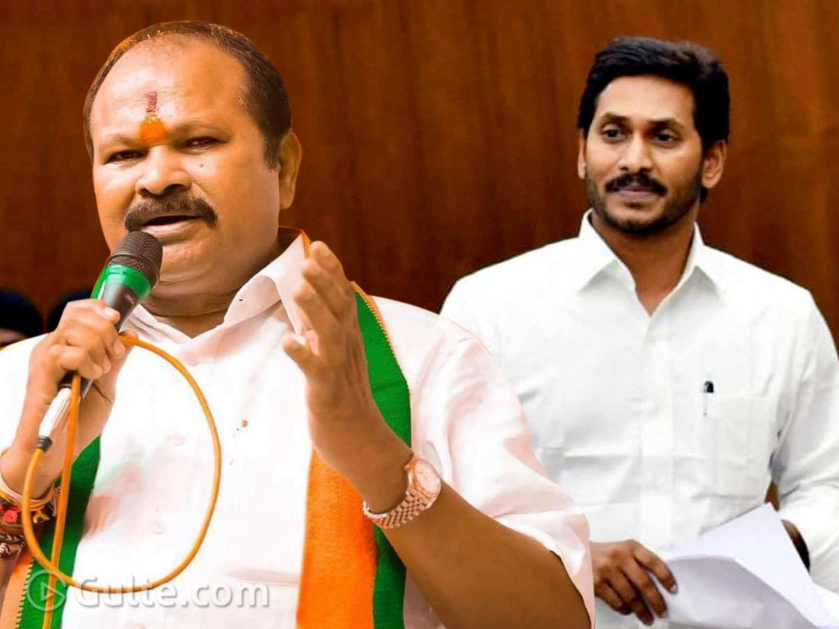No Truth in BJP supporting 'Three Capitals': Kanna