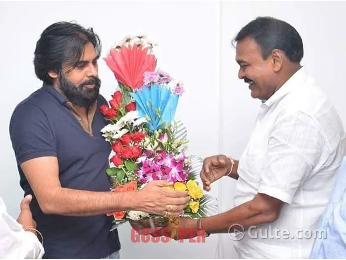 Did not expect him to do so: Pawan