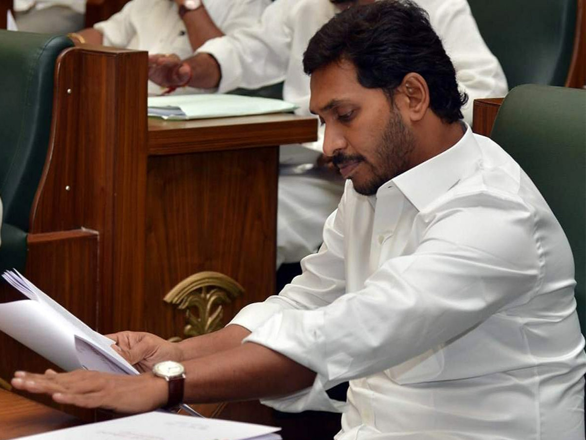 Punch to YSRCP: Council Speaker halts 'Three Capitals' Bill