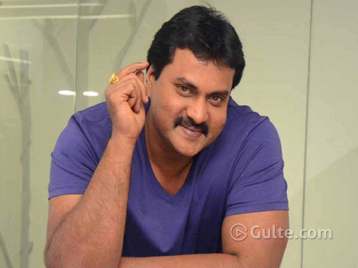 Sunil falls sick, hospitalized!