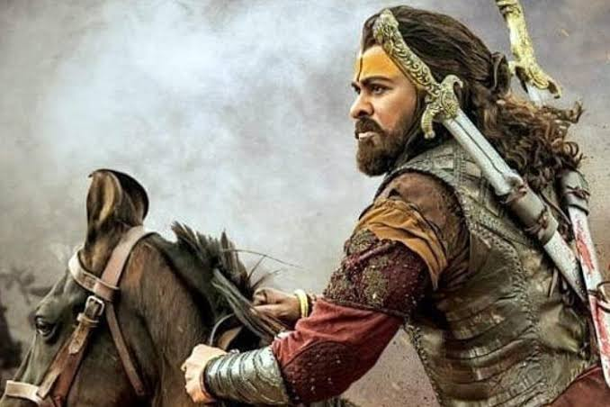 Amazon Effect: Poor Response For Megastar's Sye Raa