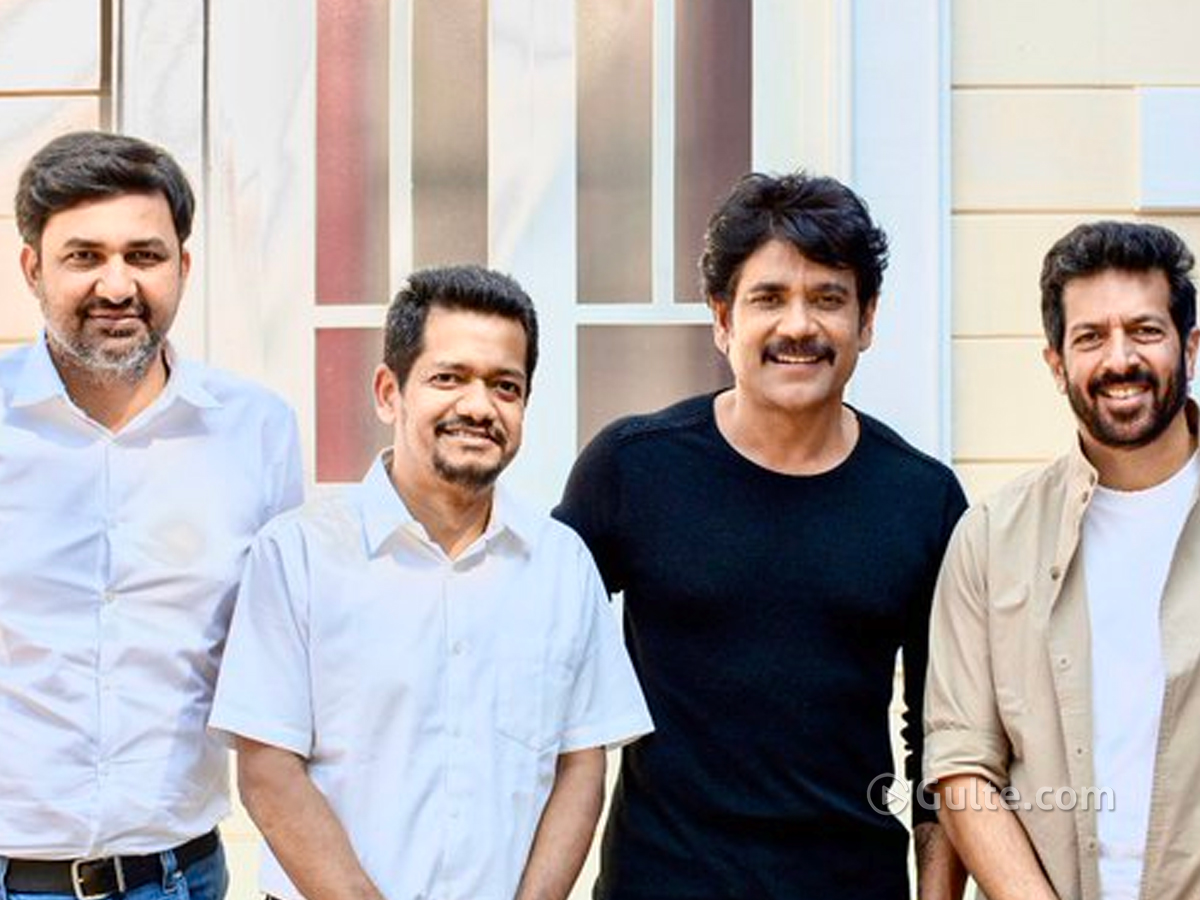 Nagarjuna as Face Of Cricket Movie in Telugu