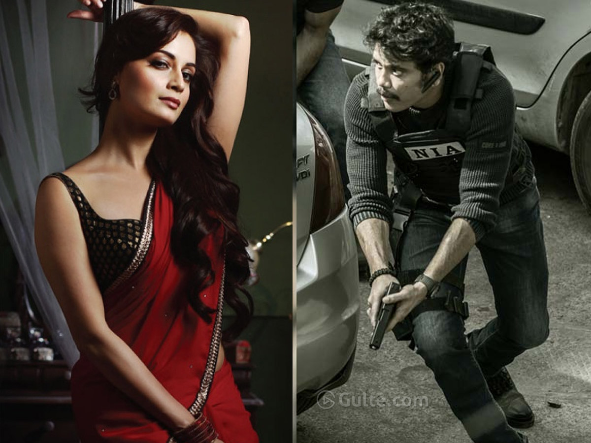 Nagarjuna Finds Faded Heroine For His Next