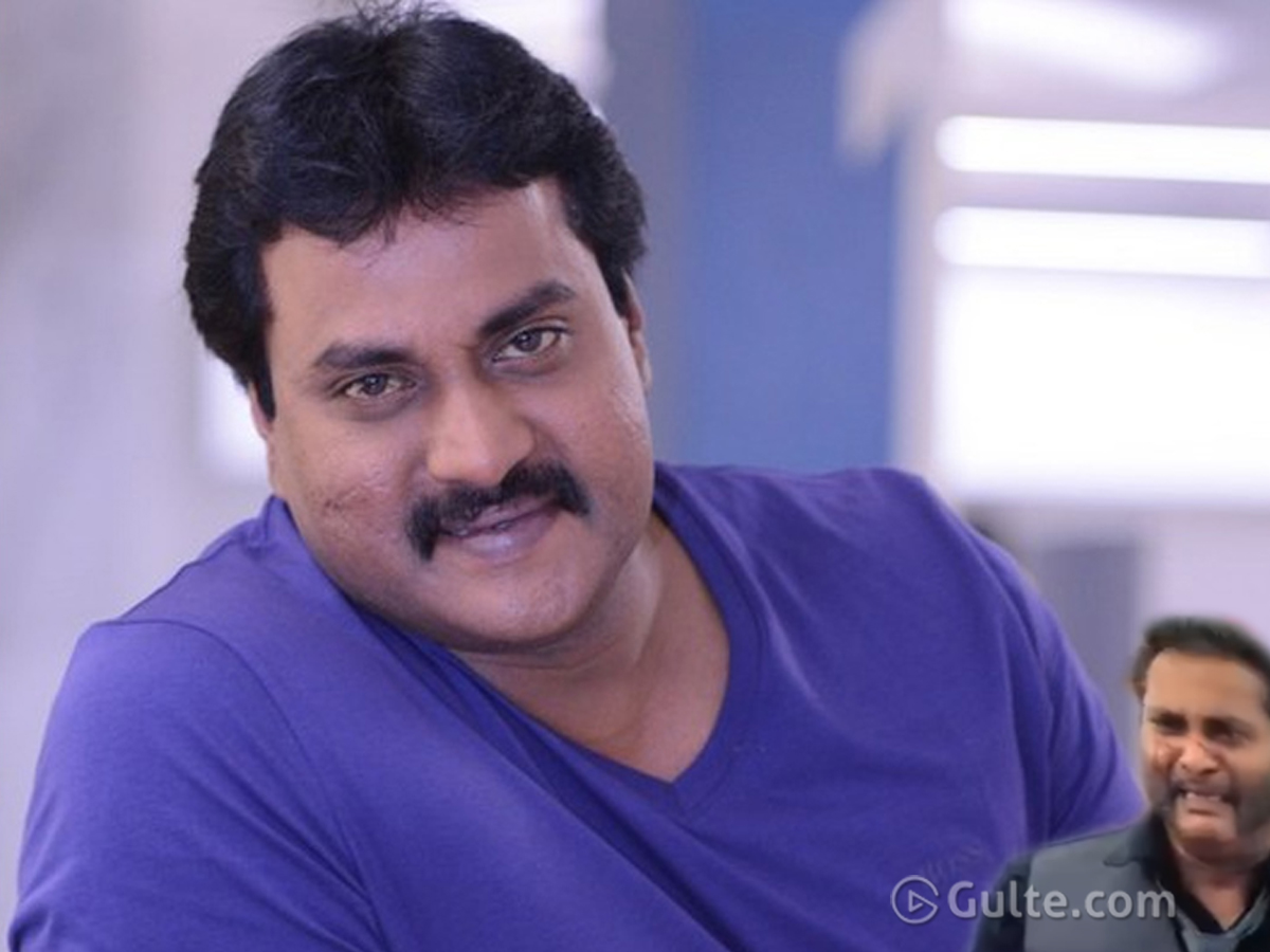 Sunil, A Surprise Pack In Disco Raja