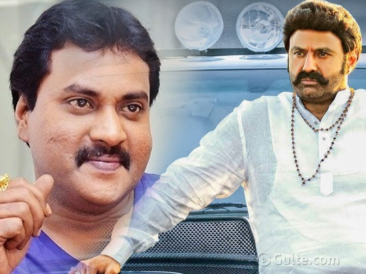 Star Comedian Turns Balayya's Friend