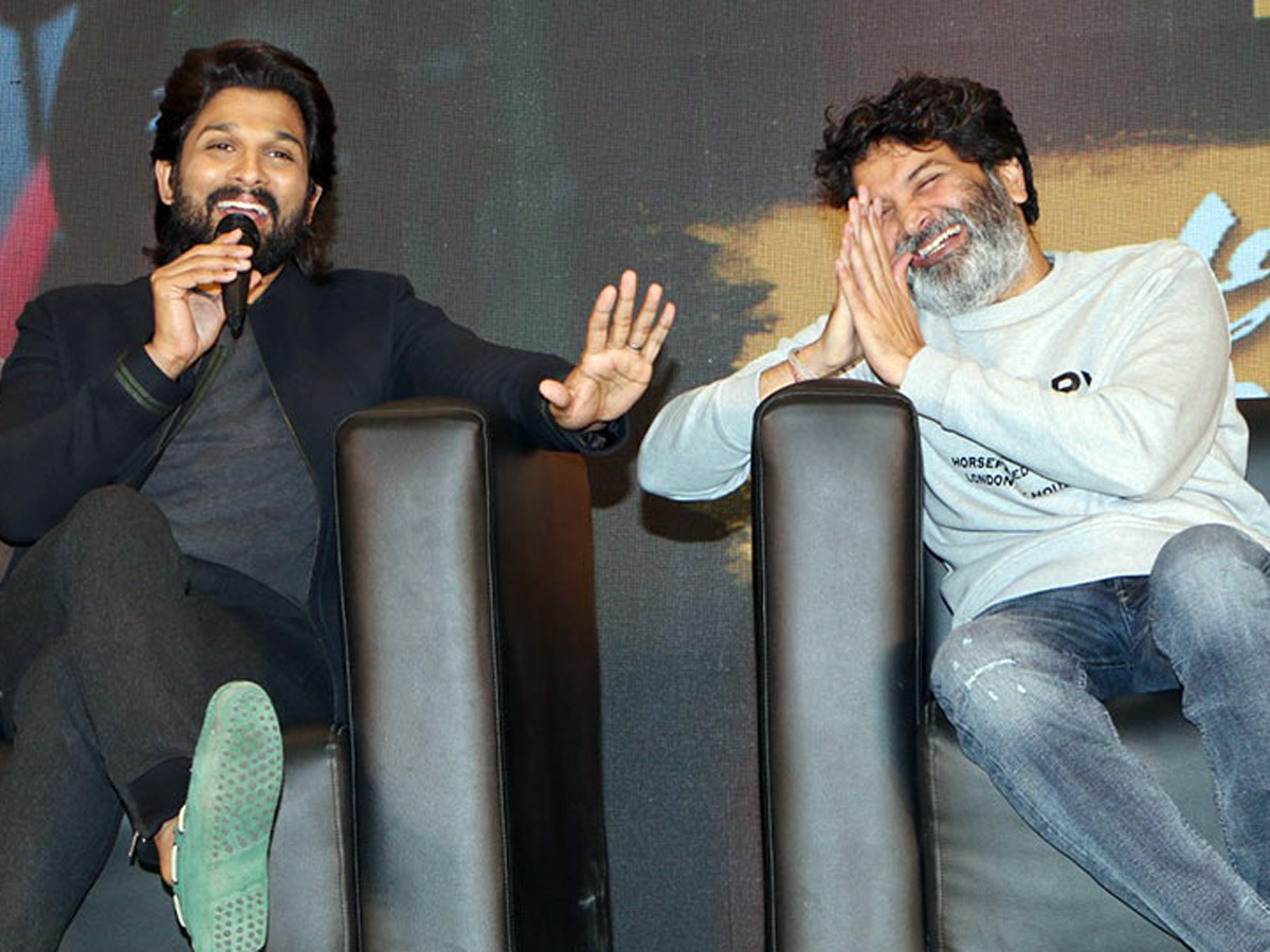 Our Partying Will Start From This Friday -Allu Arjun