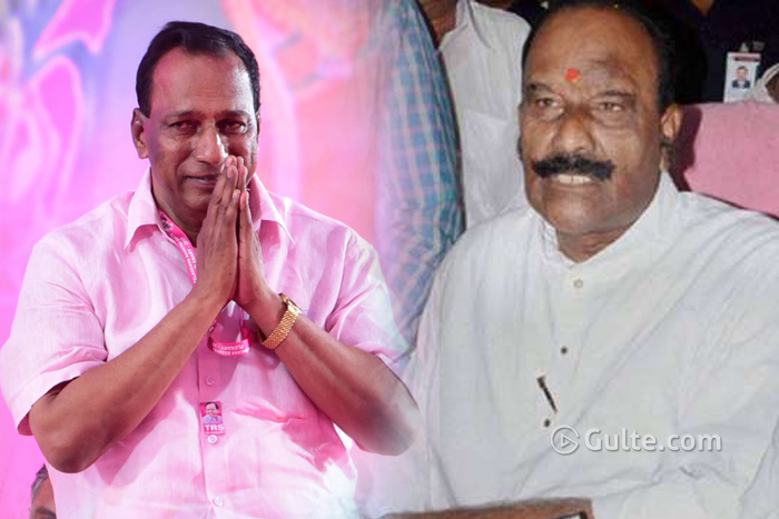Ex-TRS minister Fires on current TRS minister