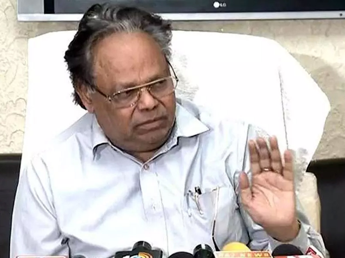 Capital Confusion: GN Rao Clarifies On 'Vizag'
