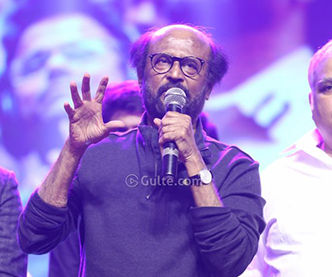 Darbar Movie Pre-Release Event