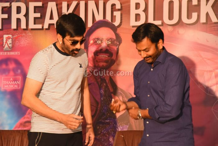 Disco Raja Movie Success Meet Photos