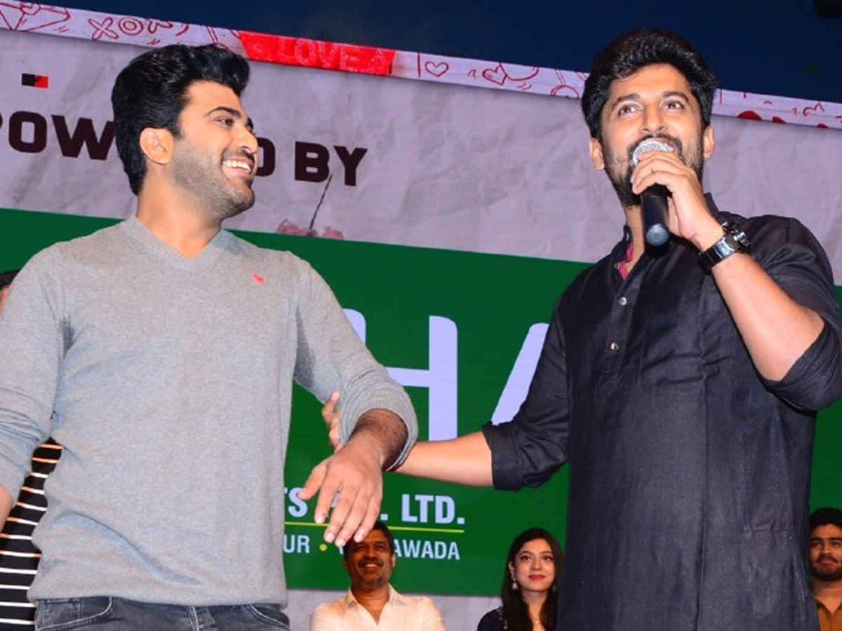 Nani and I Went To Many Trips: Sharwanand