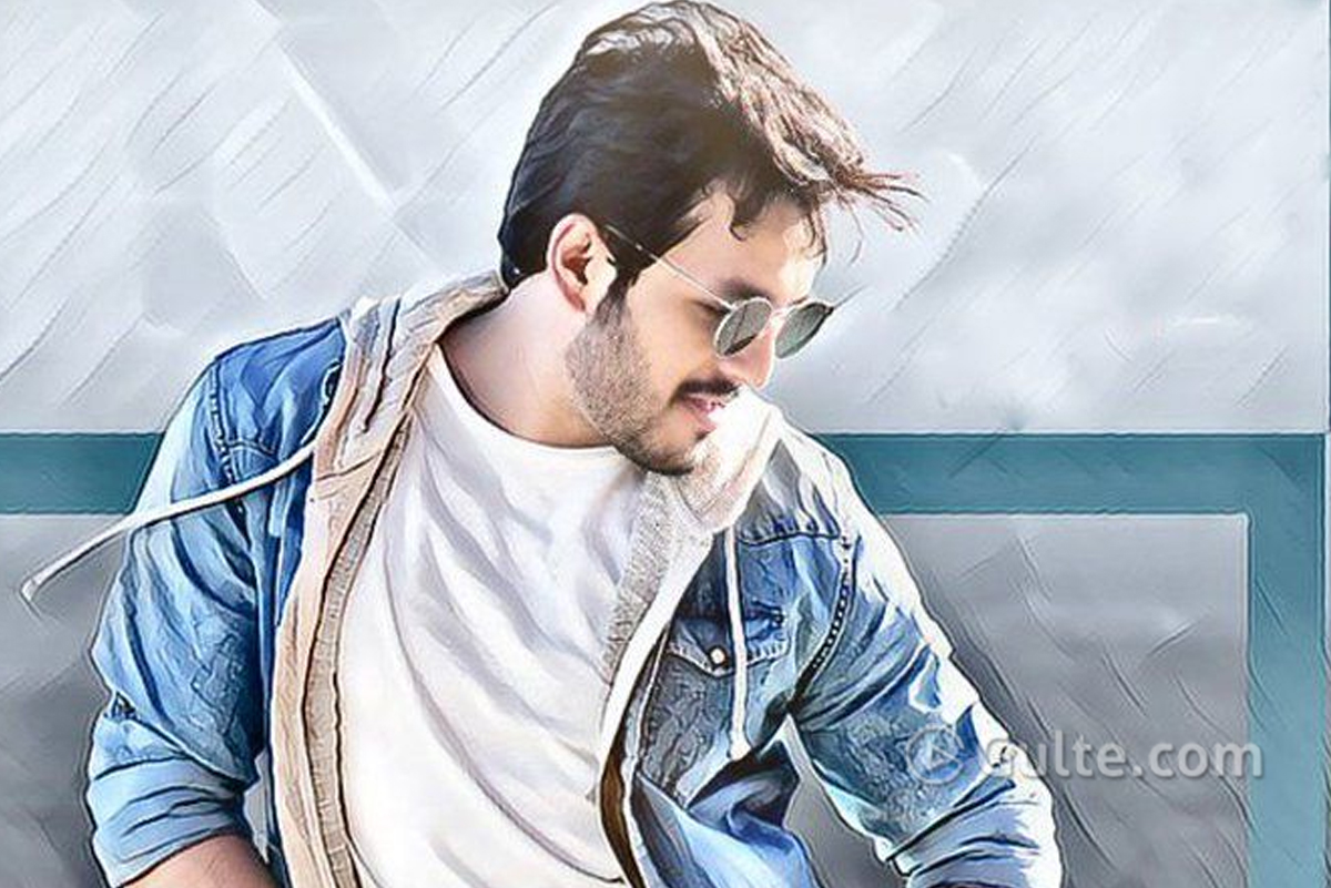 Akhil Is 'Most Eligible Bachelor'!