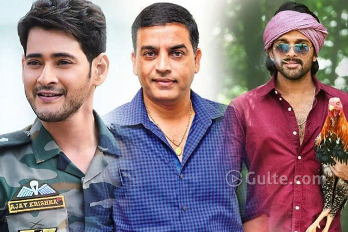 Ala Vs Sarlieru: Dil Raju Has Answer On 'Industry Hit' Claims