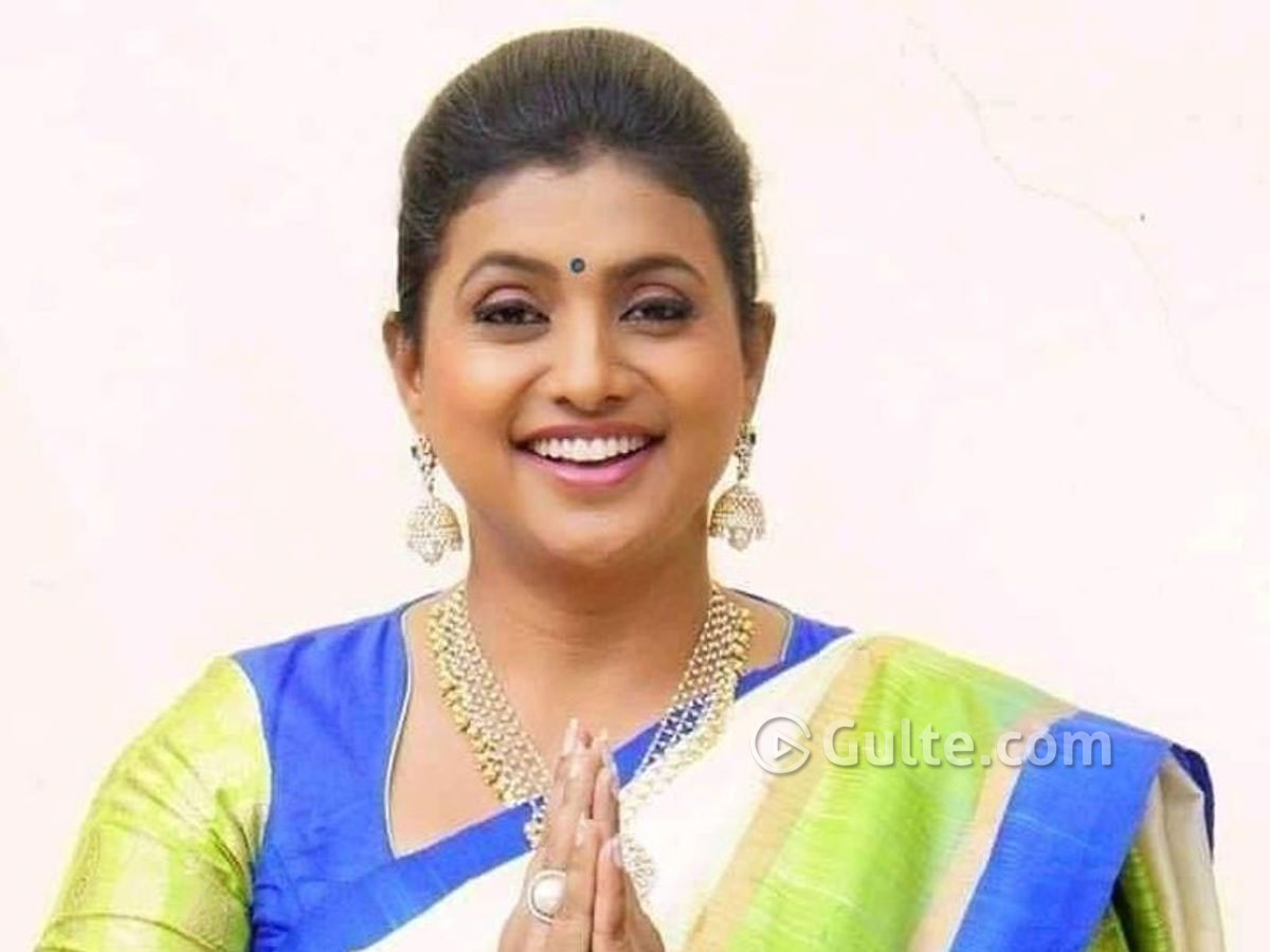 Roja as Home Minister; Speaker Tammineni in cabinet?
