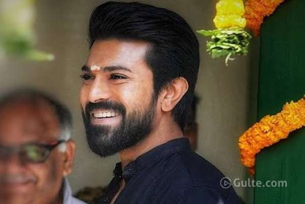 Ram Charan's Next: Saaho Or Jersey?