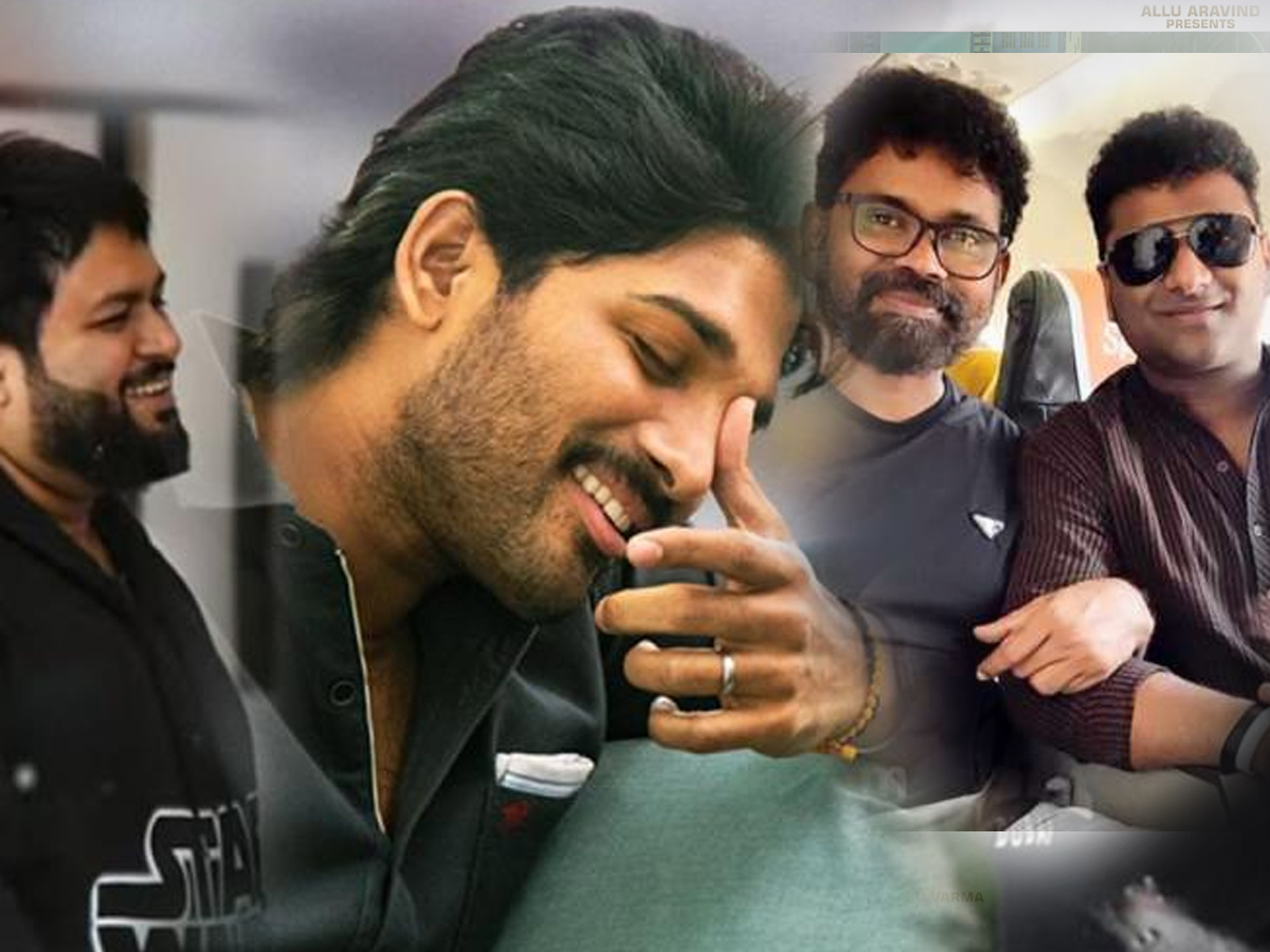 Bunny Asking Thaman? That's Just A Rumour